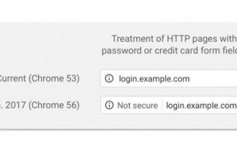 Chrome 56 Beta warnt deutlicher vor unsicheren Websites