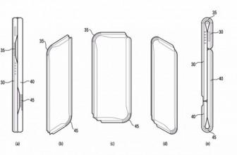 Samsung Galaxy X: Foto und Patentskizzen zeigen ungewöhnliches Design des faltbaren Smartphones